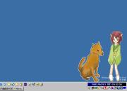 猫娘と狼男