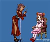 ロリーナとダイナ