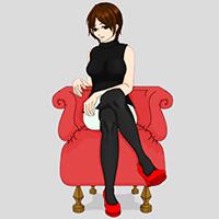 一脚の椅子