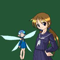 ユキと妖精さん