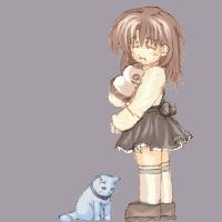 鈴奈とシアン